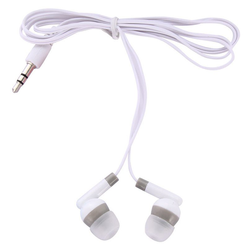 Genteel Aaae Top 3.5mm In-ear Stereo Earbuds Headphone Earphone Headset For Mobile Phone Mp4 Mp3 To Enjoy High Reputation In The International Market Portable Audio & Video Earphones & Headphones