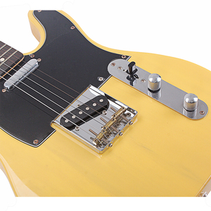 Image 5 - 85.5x77x10.5mm Guitar Neck Pickup w/ Bridge Line Plate Set for Telecaster Electric Guitar Offer Perfect Tone