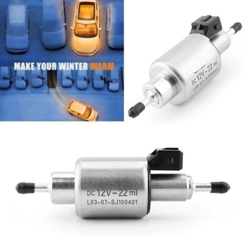 CDIY 1PC 12V Car Oil Fuel Pump For 2KW To 5KW For Webasto Eberspacher Heaters Durable New
