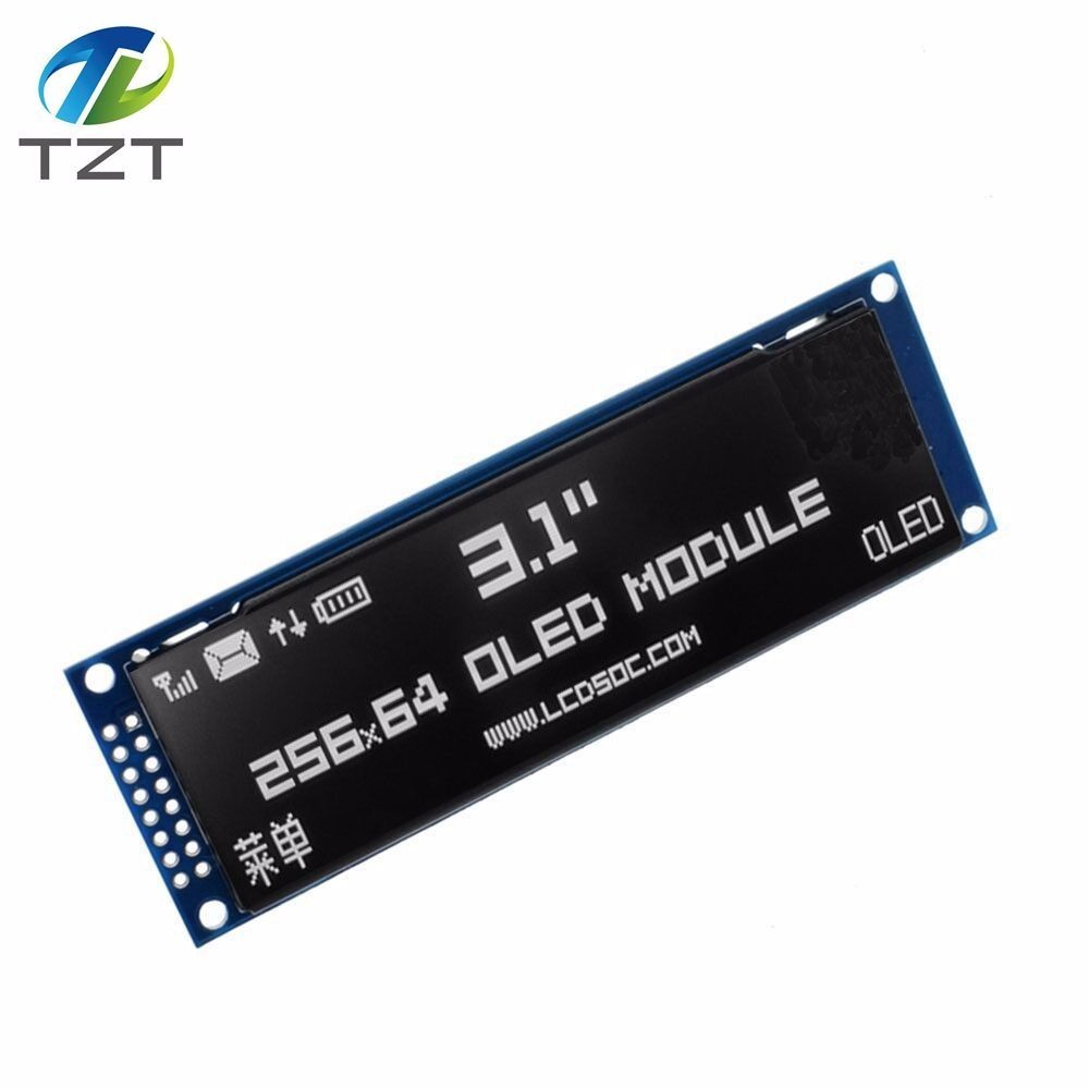TZT Display OLED Real 3.12