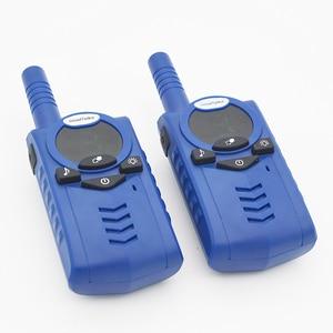 Image 4 - Walkie Talkies para niños, Radios de dos vías recargables de 4,5 millas Walky Talky, incluye batería y cargador, los mejores regalos y mejores juguetes para
