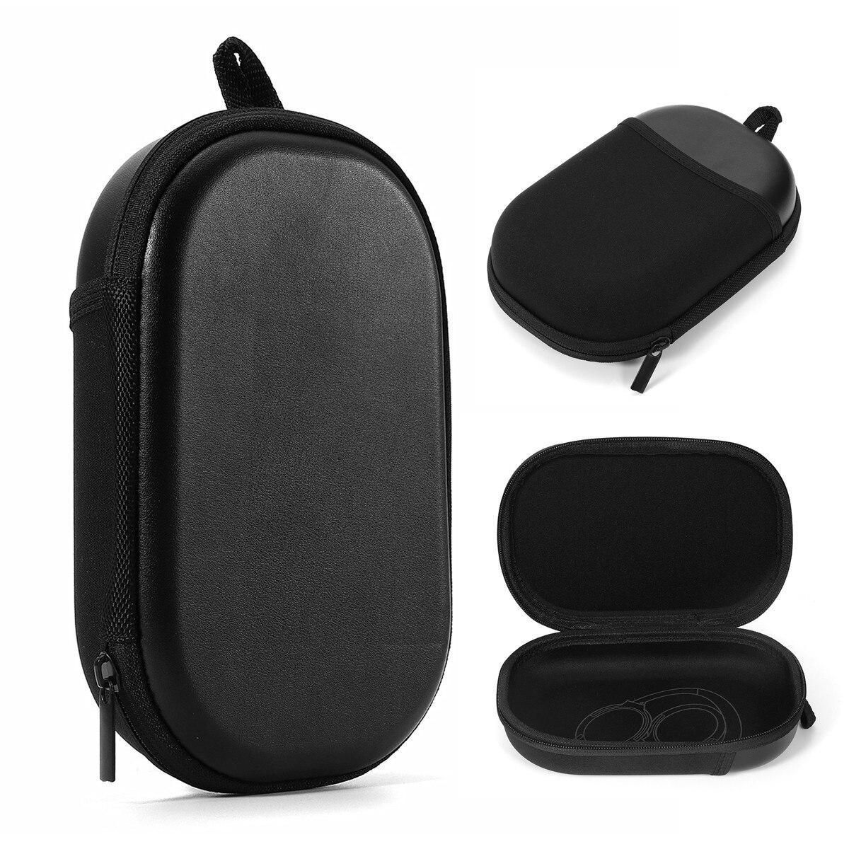 Étanche à La Poussière EVA Portable boîte de rangement Carry Shell Cas Sac Pour Bose QC15 QC25 QC35 Casque Pratique Noir Protéger