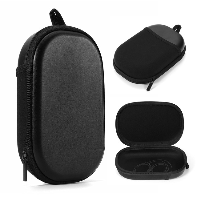 2988cb08fe5 Waterproof Dustproof EVA Portable Storage Box Carry Shell Case Bag For Bose  QC15 QC25 QC35 Headphone Convenient Black Protect
