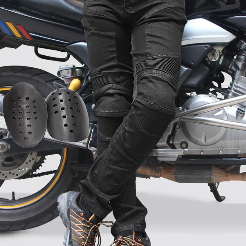 Jeans Moto homme avec Pad Denim motard Moto pantalons Combat pantalons décontractés M-XXXL