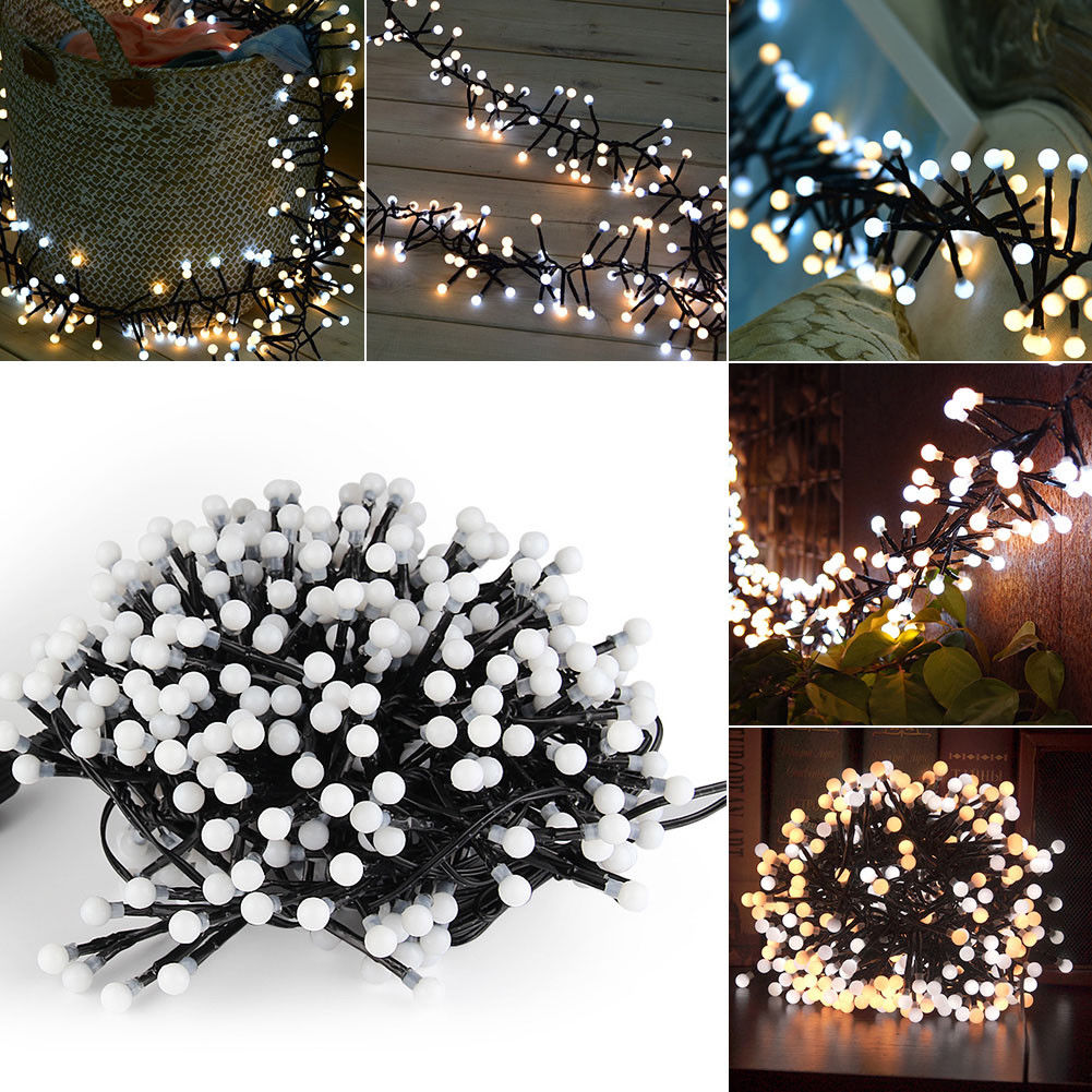 LED String Fairy Light 3M 400 LED Waterproof Outdoor For