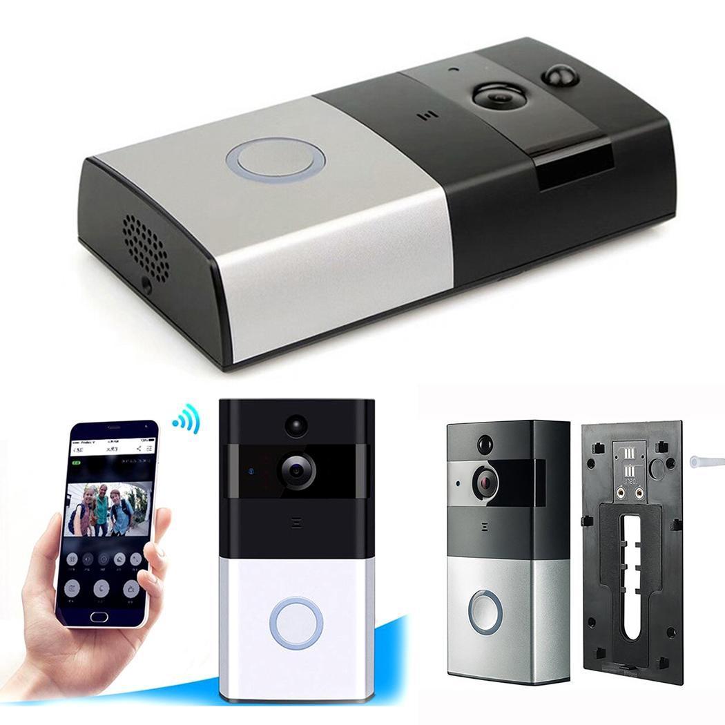 Low Power Intelligent Wifi Voice Intercom 720P Doorbell Home Monitoring Up 32GB 39dB Doorbell 802.11B/G/NLow Power Intelligent Wifi Voice Intercom 720P Doorbell Home Monitoring Up 32GB 39dB Doorbell 802.11B/G/N