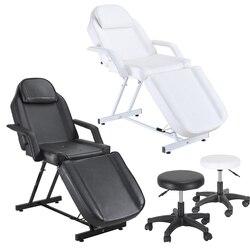 Cama de masaje Panana Pro con silla para salón y equilibrio de belleza en el hogar tratamiento de masaje terapia de cuidado corporal tatuaje entrega rápida