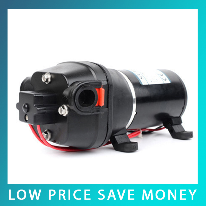 FL 100 Mini Electric Water Pump high pressure Diaphragm Car Cleaning Pump