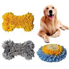 Ароматизированный коврик для домашних собак, интерактивное одеяло для обучения еде, игровой коврик для собак, для снятия стресса, ароматизированный коврик для домашних животных, Новинка