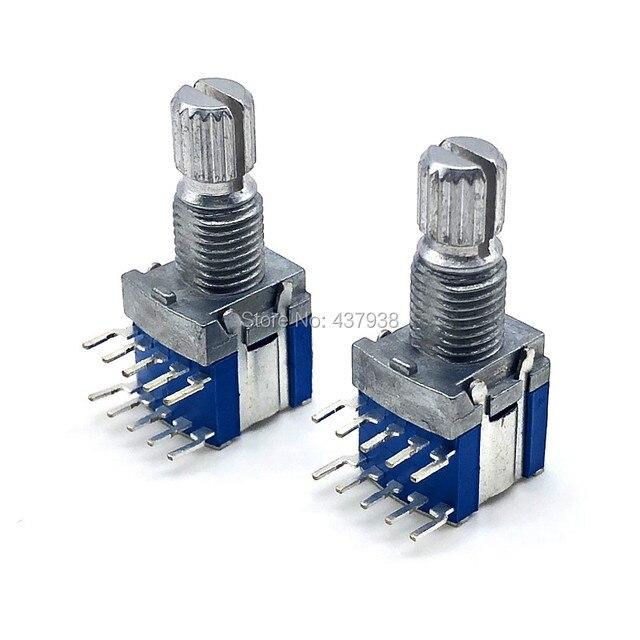 5pcs RS1010 band switch rotary switch gear change switch 1 pole 5 position 2 pole 4 position 3 position