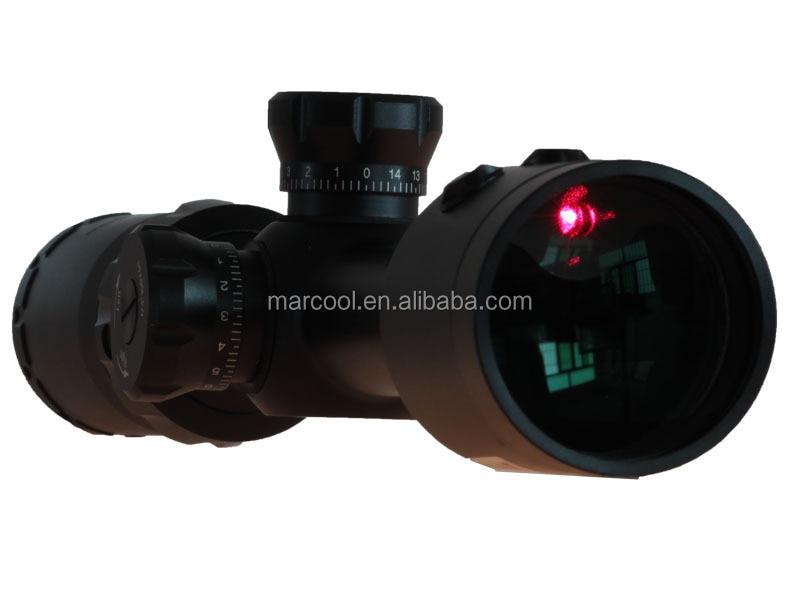 Marcool red laser riflescope untuk huntiing est di