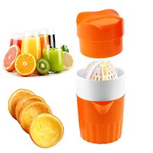 цена на Hand Press Juicer Tool Household Manual Juicer Juice Bottle Fruit Squeezer Machine Extractor Hand Press Cup