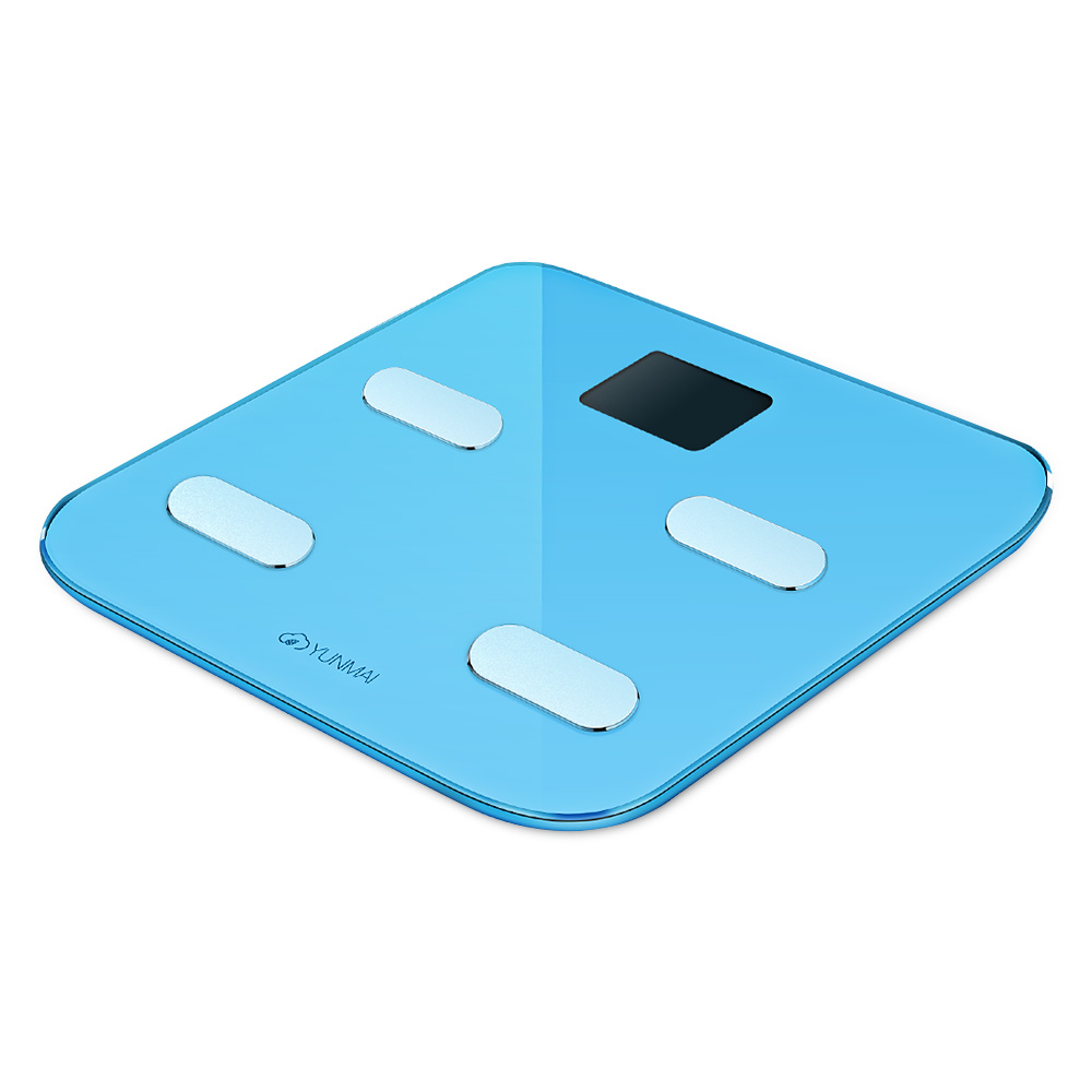 YUNMAI M1302 Body Fat Scale Bluetooth Smart Weighing Scale Digital Intelligent Electronic Health Weigher