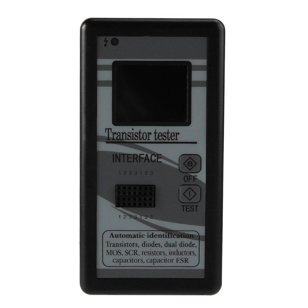 BIFI-Color TFT LCD Transistor Tester Diode Triode Capacitance Meter LCR ESR