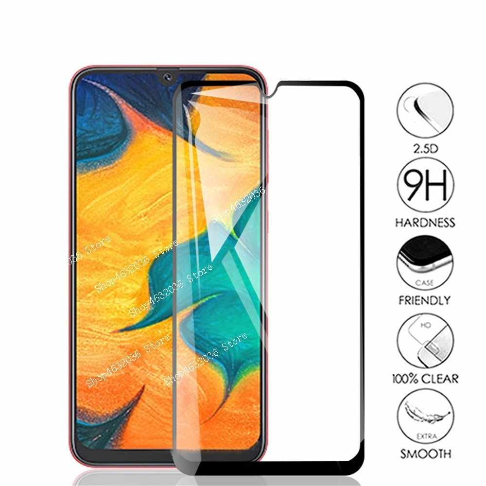 Protect Glass on For Samsung Galaxy A 10 20 30 40 50 60 M 10 20 Screen Protector J 4 6 Protective tremp Tempered Glas Protection