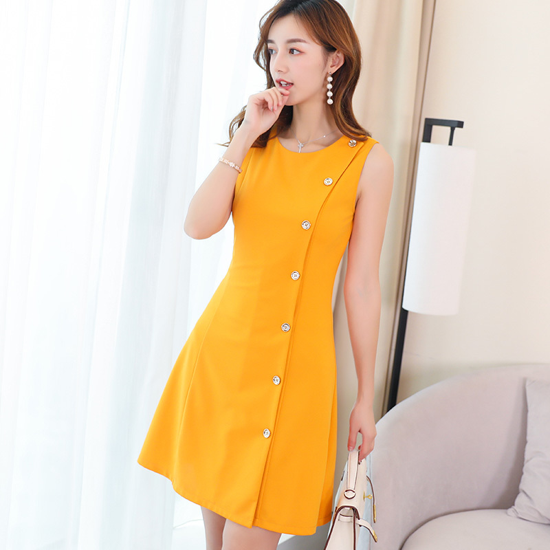 S 4XL High Quality 2019 Summer Runway Fashion New Bright Color Printing Slim Thin Long Dress Temperament Leisure Women Dresses - 5