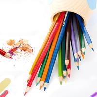 160 Colors Wood Colored Pencils Painting Oil Color Pencil Oily Colored Pencils Set Children's Puzzle Drawing Toy Set