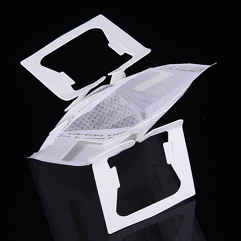 20-50 Pcs Coffee Filter Drip Bag Hanging Ear Disposable Tea Dripper Filter Pouch Cafe Dripper Paper