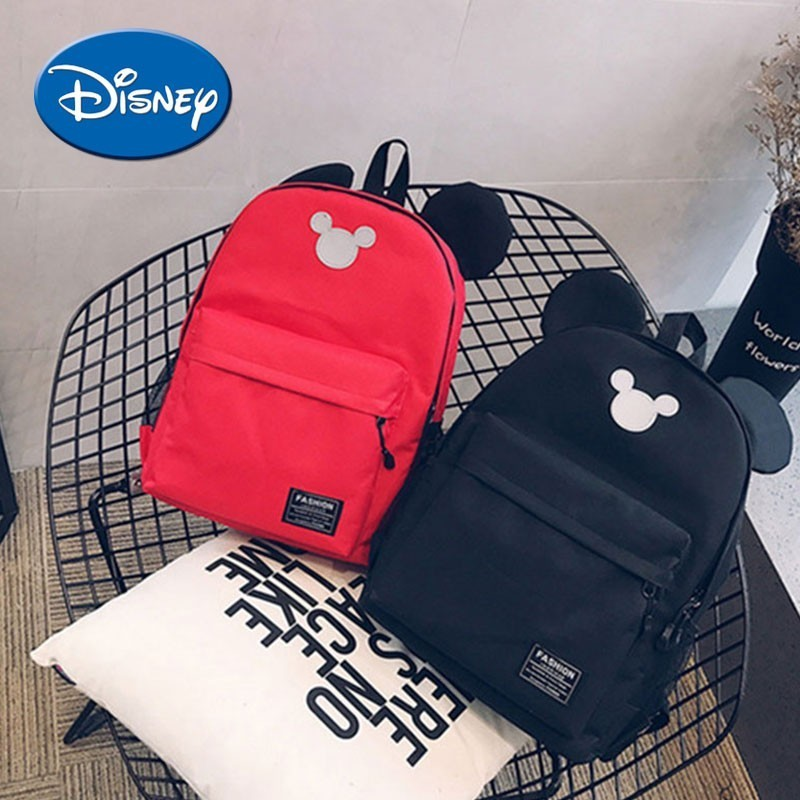 Disney Baby Diaper Bag Cartoon Mickey Baby Bag Large Capacity Maternity Nursing Travel Backpack Fashion Multi Color Mummy Bag