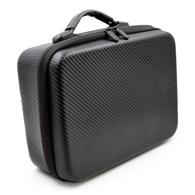 Waterproof Storage Bag Hardshell Handbag Case for Carrying DJI MAVIC Air Drone & 3 Batteries and Accessories Carry Bag Portable 2