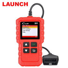 Launch X431 CReader 301 Code Reader For Full OBD2 Engine Check Automotive Diagnostic,OBDII Adapter Scanner PK elm327 v1.5(China)