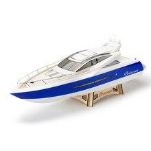 TFL 1105 принцесса 960 мм 2,4 г корпус из стекловолокна электрическая Rc лодка W/O сервопередатчик зарядное устройство
