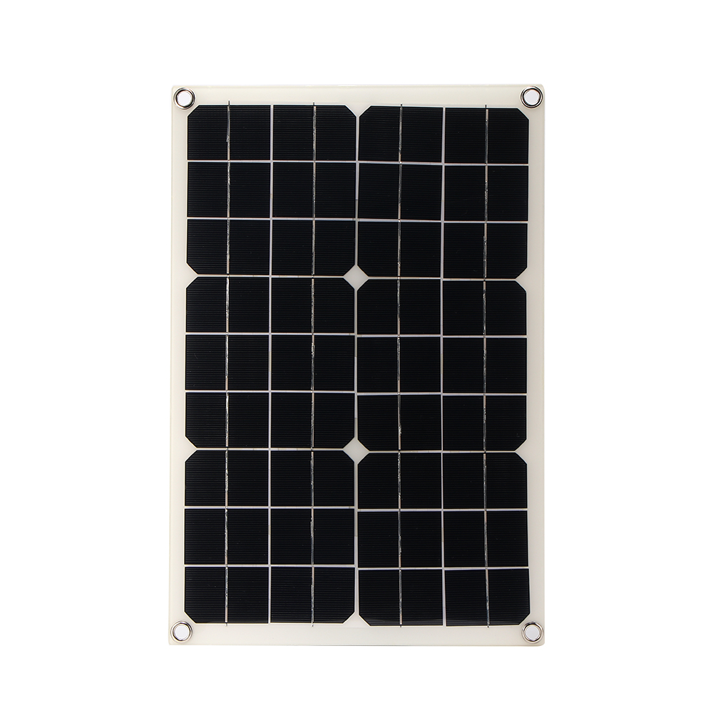 20W Solar Charging Board Solar Folding Bag Efficient Portable Outdoor Power Generation Package