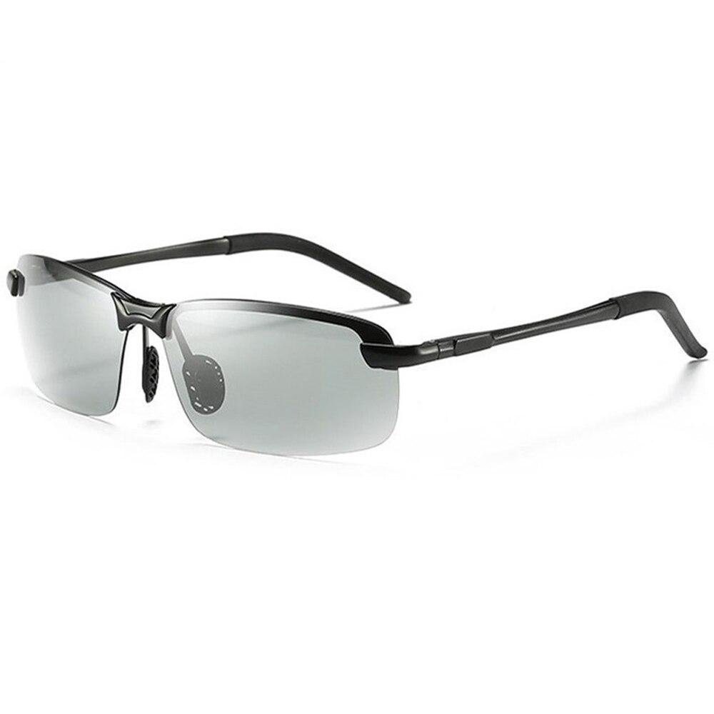 Männer Frauen Sonnenbrille Fahren Im Freien Photochrome Objektiv Polarisierte Sonnenbrille Uv400 100% Uv Schutz Hohe Qualität Sport Brille Gut FüR Energie Und Die Milz