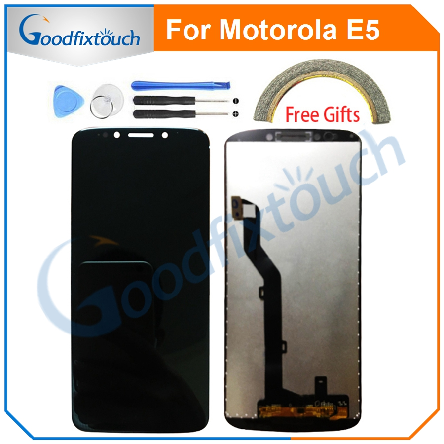LCD Screen For Motorola E5 <font><b>XT1944</b></font> <font><b>XT1944</b></font>-<font><b>4</b></font> <font><b>XT1944</b></font>-2 LCD Display+Touch Screen Digitizer Glass Panel Assembly Replacement Parts image