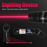 MUMIAN Golf Putter Laser Sight Pointer Putting Training Aim Line Corrector Golf Practice Indoor Training Aids
