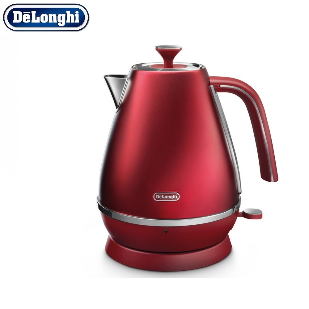 Electric Kettles Delonghi KBI 2001.R home kitchen appliances kettle make tea