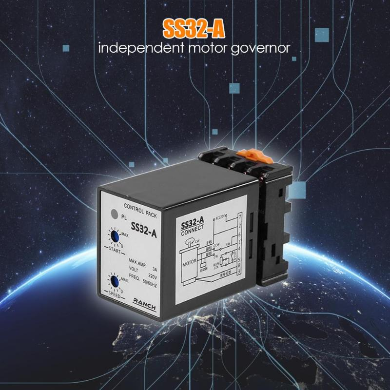 SS32-A  SS22 Separate Motor Speed Control Unit Speed Adjusting Device ControllerSS32-A  SS22 Separate Motor Speed Control Unit Speed Adjusting Device Controller