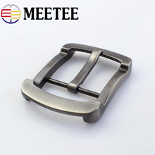 5PCS Fashion Belt Buckles For Men Shoes Bag Head Metal Pin Buckle DIY Leathercraft Hardware Jeans Accessories