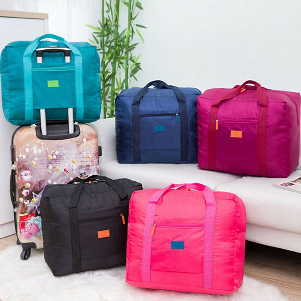 New Large Size  Foldable Travel Storage Luggage Carry-on Organize  Waterproof Travel Bag Travel  Duffle