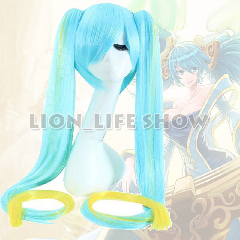 top 8 most popular lol sona wig ideas and get free shipping