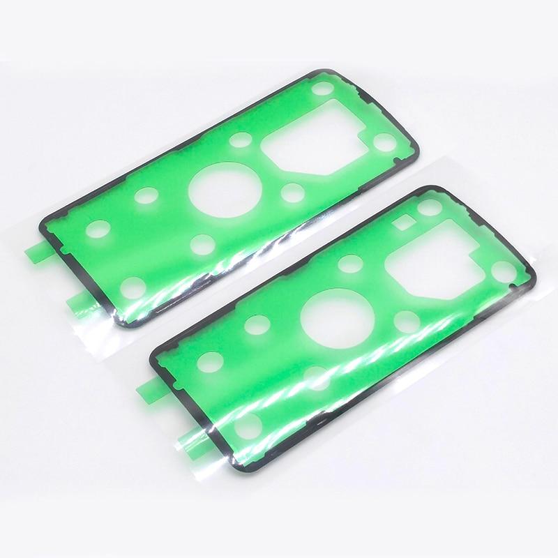 2pcs Original Battery Door Back Cover Adhesive Tape Waterproof Glue Stickers for S9 S9 Plus S8 S8+ S7 Edge S6 Edge Note 8 Клейкая лента