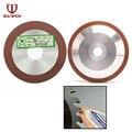80 мм Алмазный шлифовальный диск точилка для карбидного резака инструмент металлический сплав фрезерный шлифовальный станок аксессуары ...