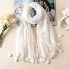 scarf white silk scarves