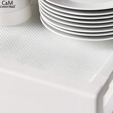Fashion Non-Slip Cabinet Dot Restaurant etc Drawers EVA Pad Home Shelf Placemat Transparent Mat Cabinets Drawer Bar