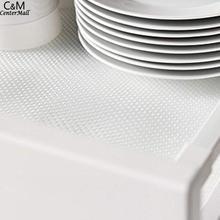 Fashion Non-Slip Cabinet Dot Restaurant etc Drawers EVA Pad Home Shelf Placemat Transparent Mat Cabinets Drawer Bar
