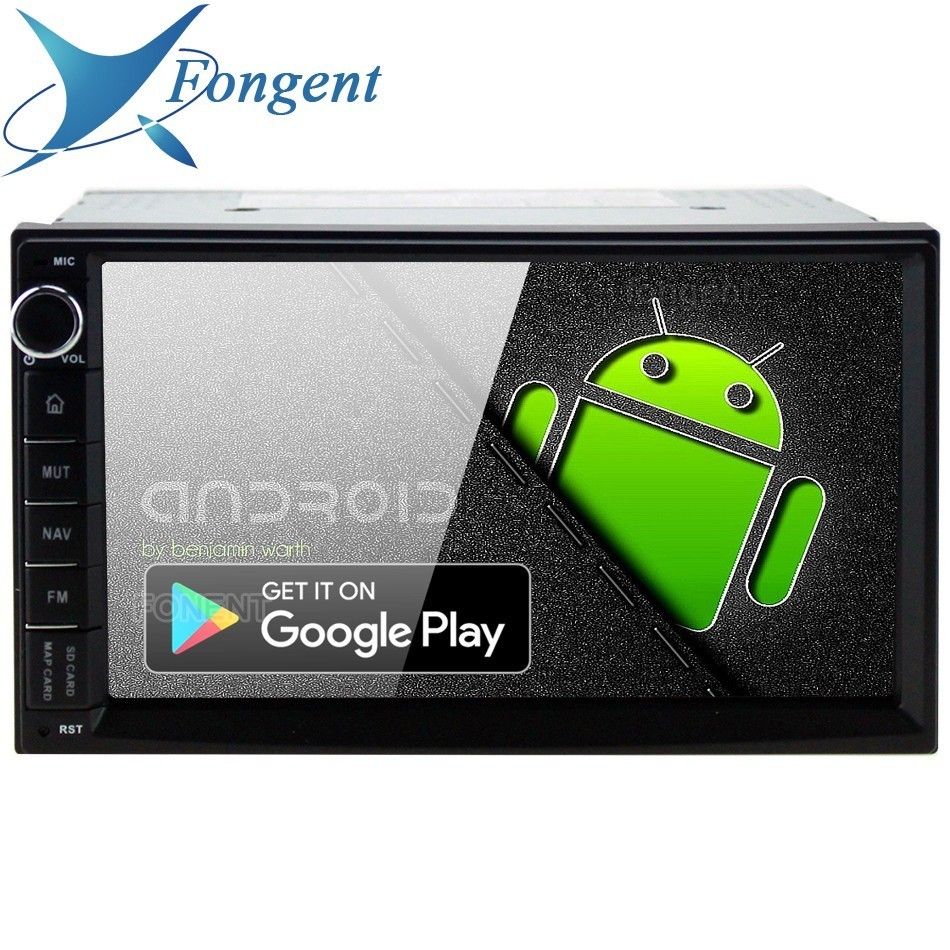 7 Android 9 0 Octa Core 4G 64G Universal Double 2 Din for Nissan Toyota Car