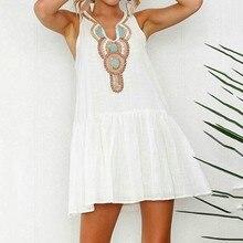 Парео купальник пляжное платье Саида de praia цветочный Вышивка Бикини Cover Up Купальники для малышек для женщин ванный Комплект пляжный кардиган Sarong