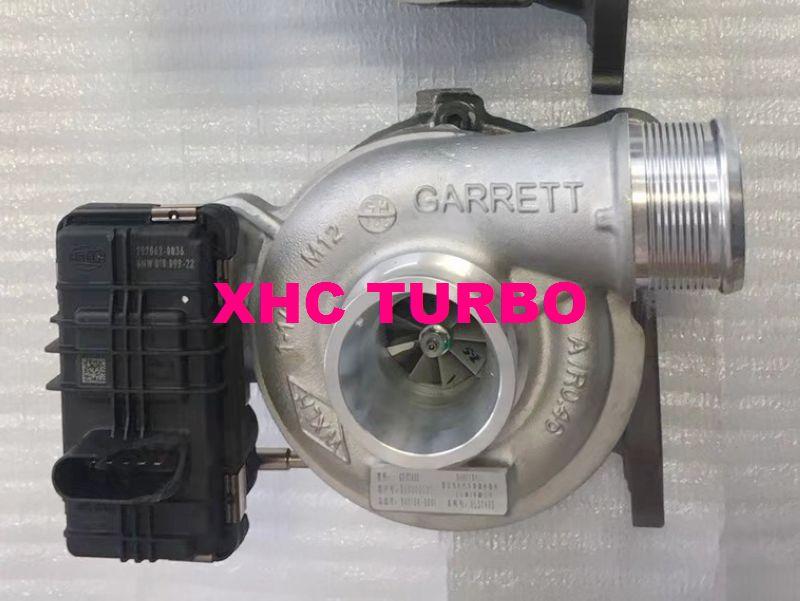 Nouveau turbocompresseur authentique GARRETT GTD1446 848184-0001 pour SAIC MAXUS G10 19D4N 1.9 T 110KW Euro V Diesel