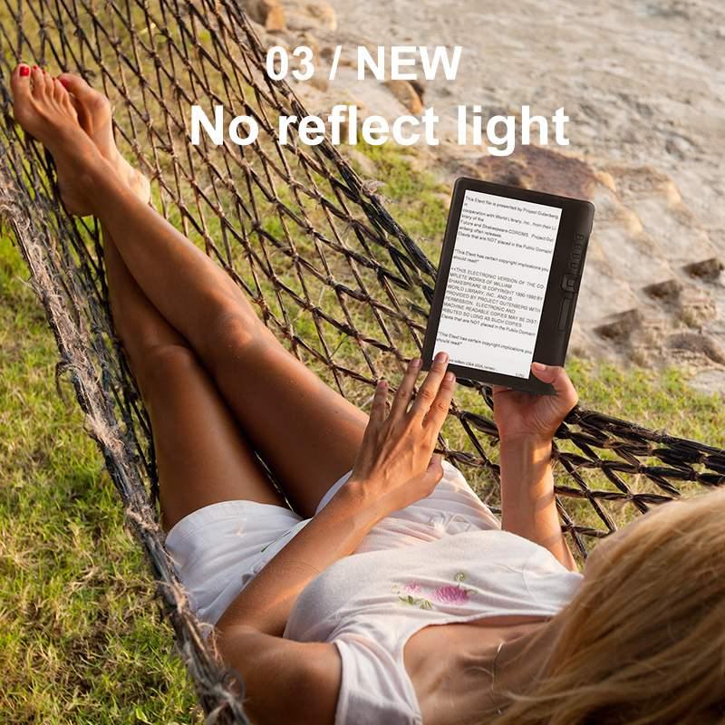 CLIATE 7 pouces BK7019 lecteur d'ebook intelligent avec HD résolution numérique E-livre + Vidéo + MP3 musique lecteur Couleur écran - 6
