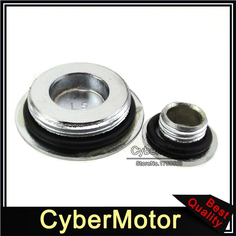Engine Motor Stator Side Cover Cap for 50cc 70cc 90cc 110cc 125cc Chinese ATV...