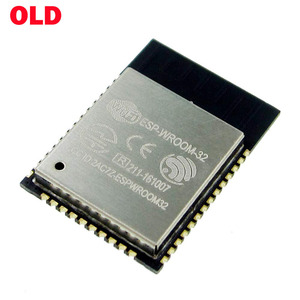 Image 4 - ESP32 WROOM 32 ESP WROOM 32 ESP 32S ESP D0WDQ6 dwurdzeniowy 32 MB 4MB SPI flash UART tryb SMD ESP32 moduł esp32s