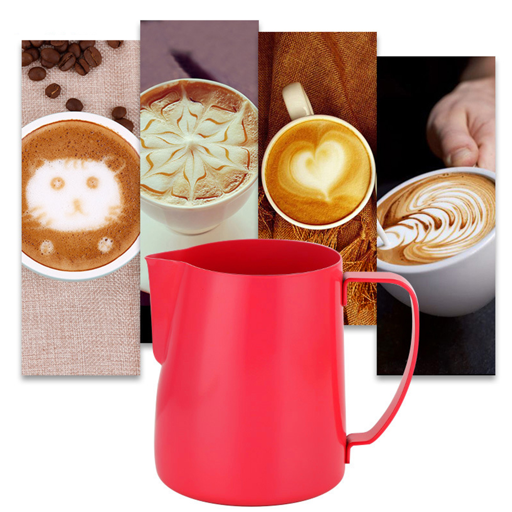 Party Heart Shape Fany Handle Red and White Coffee Tea Cup Mug Capppuccino