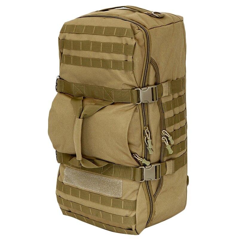 75L Nylon 900D grand sac à dos de sport de plein air polyvalent randonnée sac à dos d'escalade