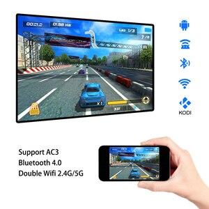 Image 4 - 5000mah Touyinger Everycom S6 플러스 피코 포켓 휴대용 프로젝터 스마트 폰 안 드 로이드 dlp wifi 미니 led 안 드 로이드 AC3 블루투스