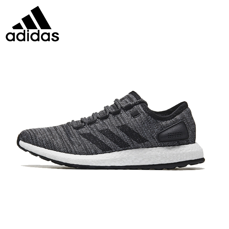 ADIDAS Pure Boost Original Men Running Shoes Breathable Stability Support Sports Sneakers #S80787